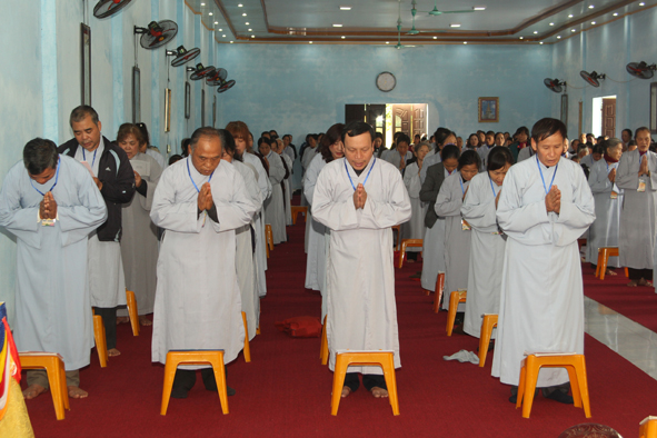 Thư kêu gọi phát tâm công đức xây dựng chùa Thượng Điền - Thái Bình